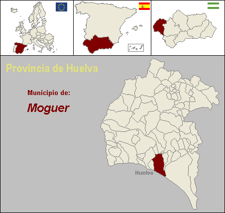 Moguer Huelva Artculo de la Enciclopedia