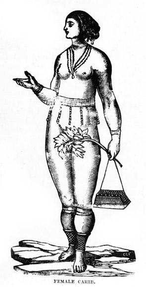 Caribe Etnia Artículo De La Enciclopedia