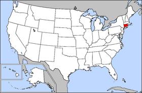 Connecticut (Estados Unidos de América). Artículo de la Enciclopedia.