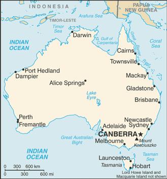 Australia Artculo de la Enciclopedia