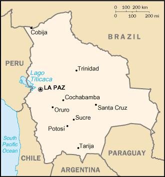 Bolivia Artículo De La Enciclopedia