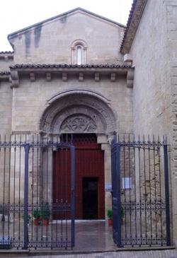 Iglesia De San Pedro El Viejo Huesca Articulo De La Enciclopedia