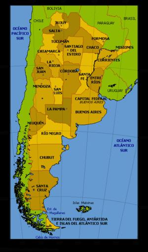 Argentina Articulo De La Enciclopedia