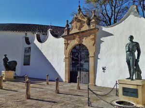 Plaza De Toros Ronda Articulo De La Enciclopedia