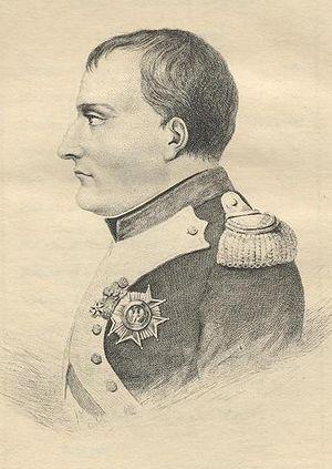 Napoleón Bonaparte. Artículo de la Enciclopedia.