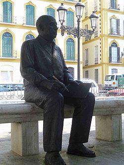 Su Pablo La escultura 2008 Málaga Junto Merced Año Natal Casa A De Picasso López Plaza Francisco En 77ArzFWg